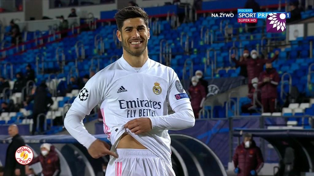 شاهد الهدف الثالث ( 3-1 ) لصالح ريال مدريد في شباك اتلانتا