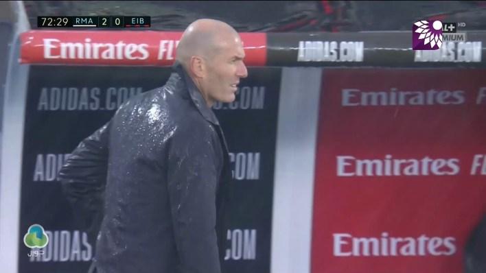 شاهد الهدف الثاني (2 – 0 ) لصالح ريال مدريد في شباك ايبار