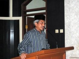 KH ATHIAN ALI M. DA`I, MA, KETUA FORUM ULAMA UMMAT INDONESIA, KETUA YAYASAN ALFAJR BANDUNG