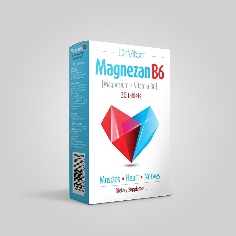Magnezan B6