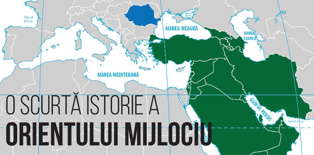 orientul mijlociu scurta istorie