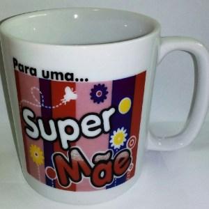 CANECA 300 ML - SUPER MÃE