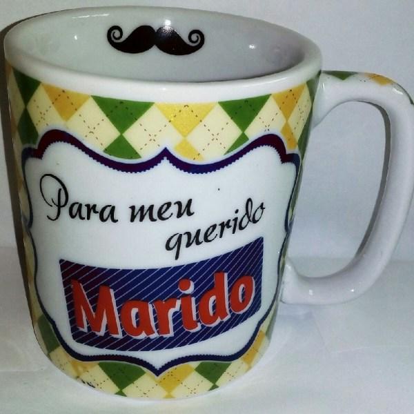 CANECA 300 ML - QUERIDO MARIDO