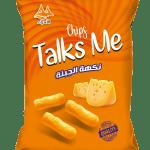Talks Me Corn Puff Cheese Flavor