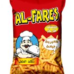 Al Fares Fried Snacks Noodles With Chilli Flavor