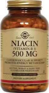 Niacin B3 Solgar