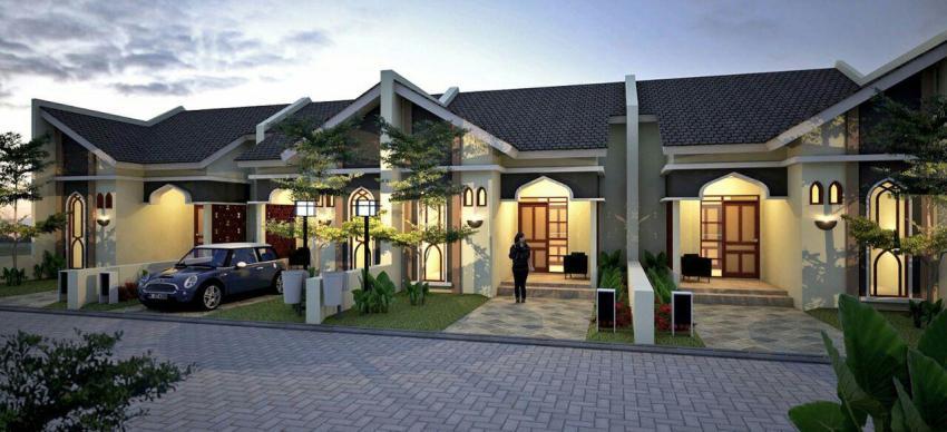 Dijual Rumah di Perumahan Taman Darussalam Darmaga