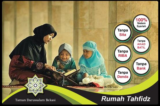 Perumahan Syariah Taman Darussalam Jogja