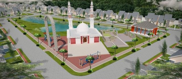 Masjid Cluster Qiblatain
