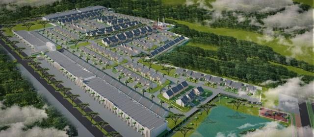 Perumahan Madinah City View Drone