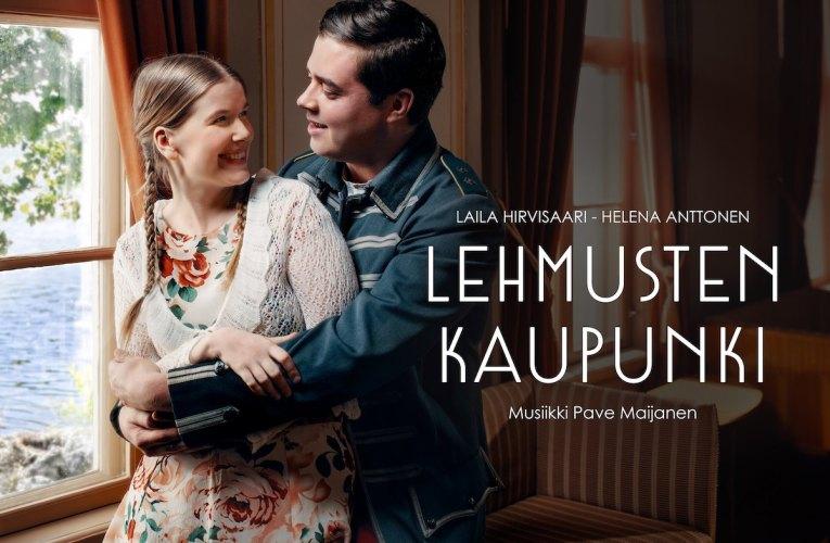Lehmusten kaupunki -näytelmä saa ensi-iltansa Lappeenrannassa syyskuussa