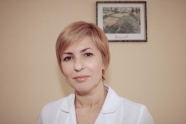 Врач УЗ-диагност Четверик Виктория Владимировна
