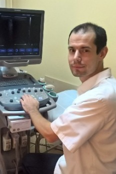 Бондаренко Александр Николаевич врач хирург, проктолог, узи-диагност клиника Альфа Вита