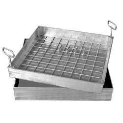 Aluminum Manhole Cover And Frames - alferoz qatar