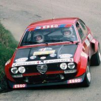 Alfetta V8 - La Bomba