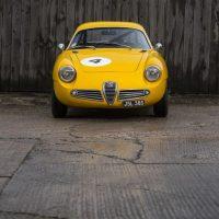 Giulietta Sprint Zagato