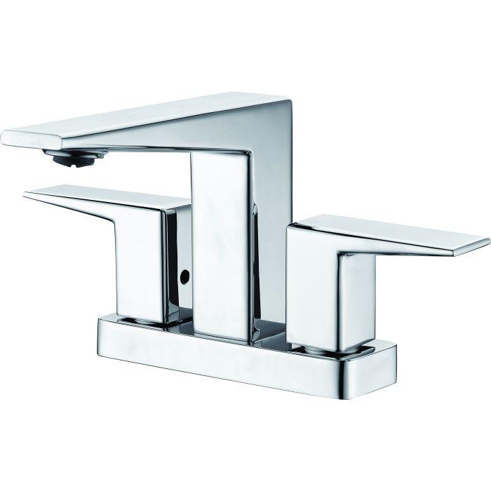 alfi brand ab1020 two handle 4 inch centerset bathroom faucet