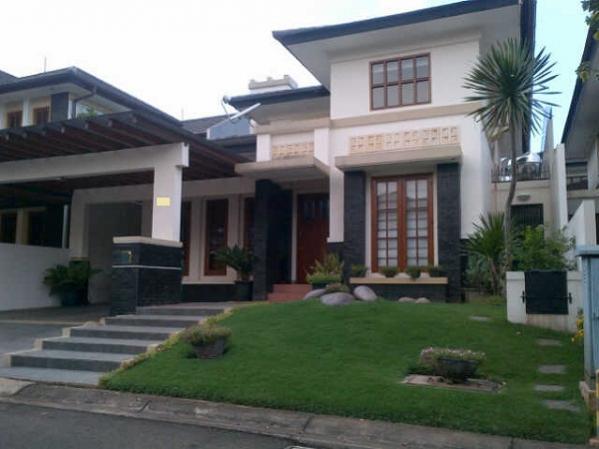 Buset Harga  Rumah di  Bintaro Tangerang  Selatan Tembus Rp