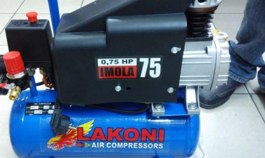 mesin kompresor angin