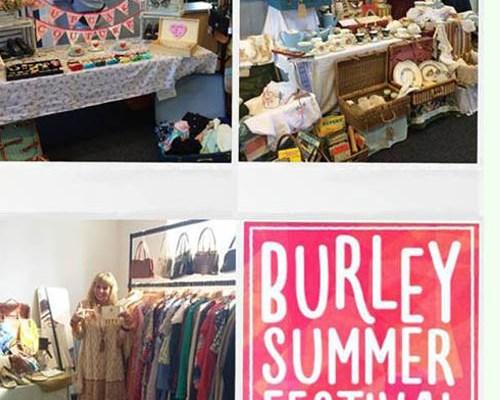 Burley in Wharfedale Vintage Fair Thumb