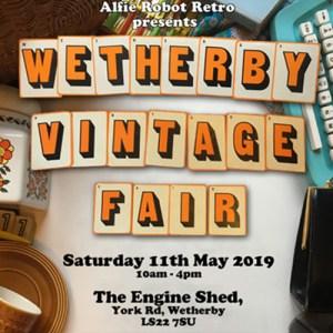 Wetherby Vintage Fair 2019