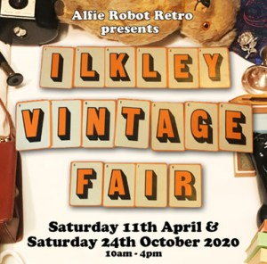 Ilkley Playhouse Vintage Fair 2020