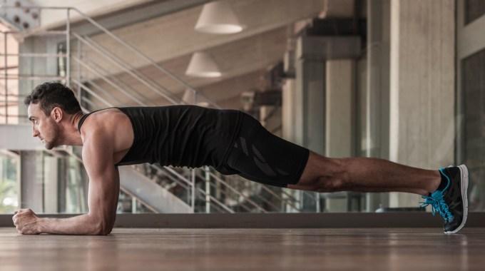olahraga kardio, kebugaran, olahraga, sehat, latihan, olahraga plank, plank sehat, olahraga pagi hari