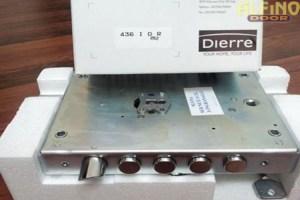 Επιλέξτε τώρα κλειδαριά ασφαλείας Dierre