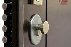 Κύλινδροι ασφαλείας για θωρακισμένες πόρτες