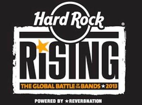 hard rock rising logo