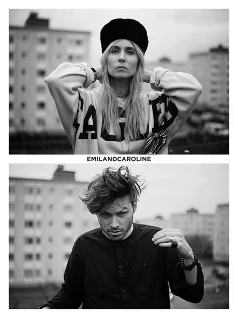 Emil and Caroline