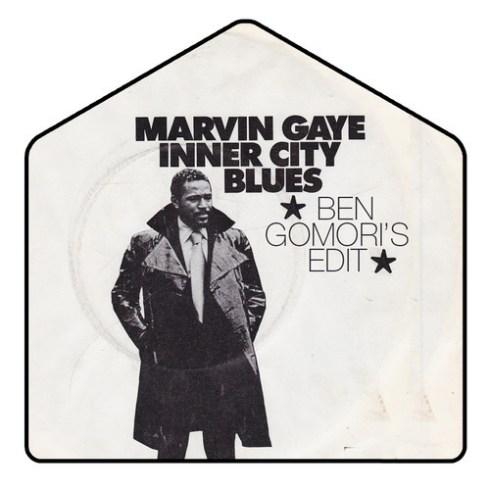 Marvin Gaye - Inner City Blues (Ben Gomori's Chuggy Pug Edit)