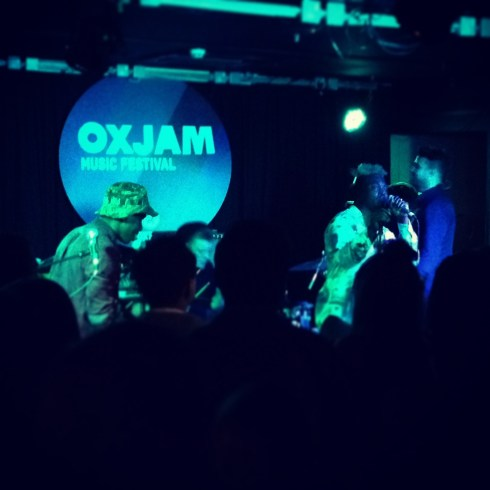 bipolar sunshine oxjam london ace hotel september 2014
