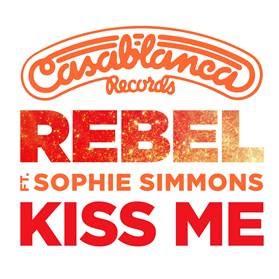 rebel kiss me