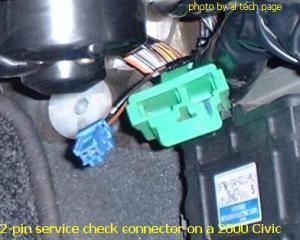 Honda Data Link Connectors