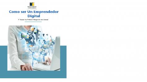 Como ser un Emprendedor Digital!