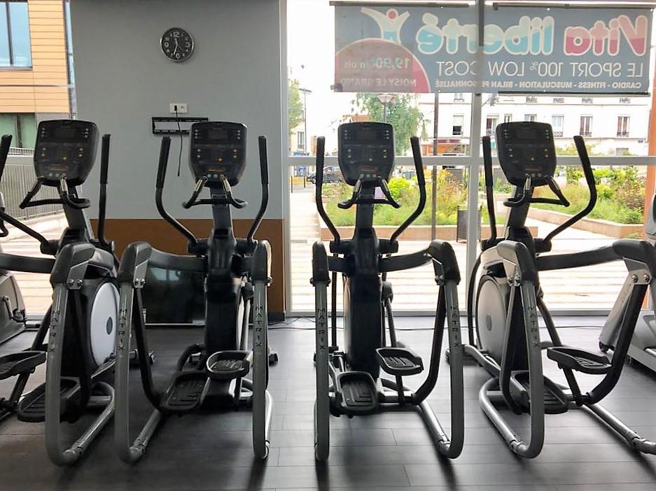 Alfortville Vita Liberté sport fitness musculation