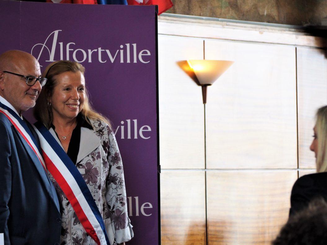 Cathy Kerkaert nommée adjointe au Maire d'Alfortville, en charge de l'handicap
