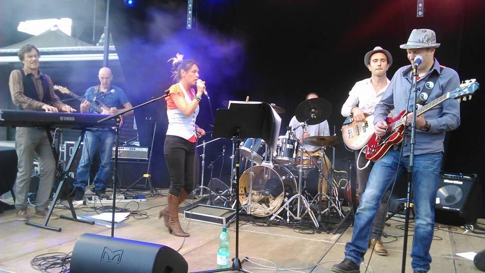 Concert rock les Patchrock Alfortville Brasserie de l'hôtel de ville