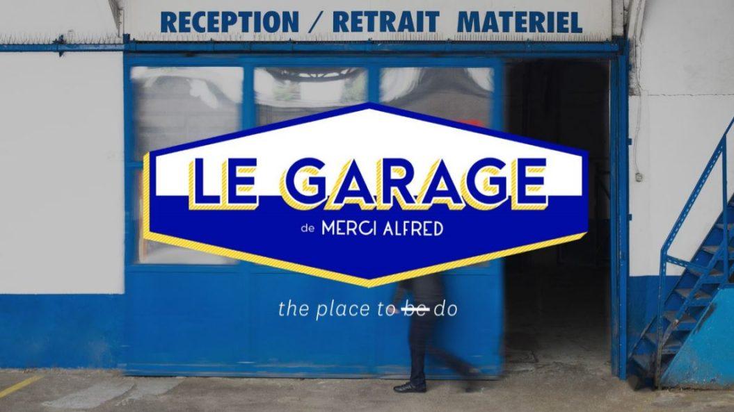 Le Garage de Merci Alfred