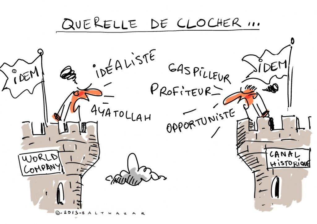 Querelles de clocher Alfortville