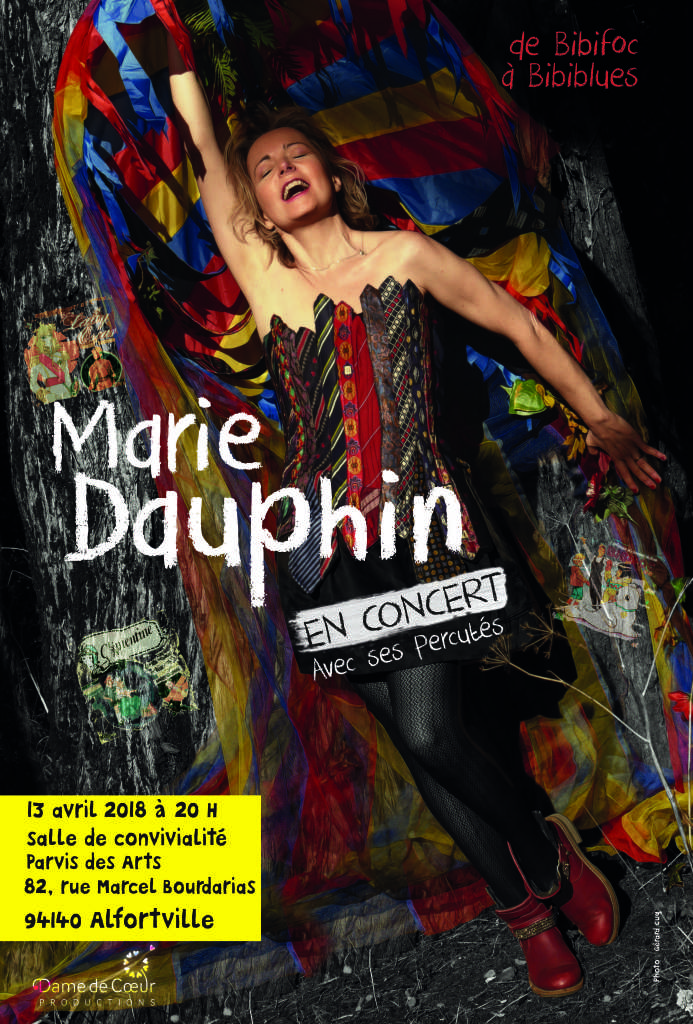 Marie Dauphin Concert Alfortville De biifoc à Bibiblues