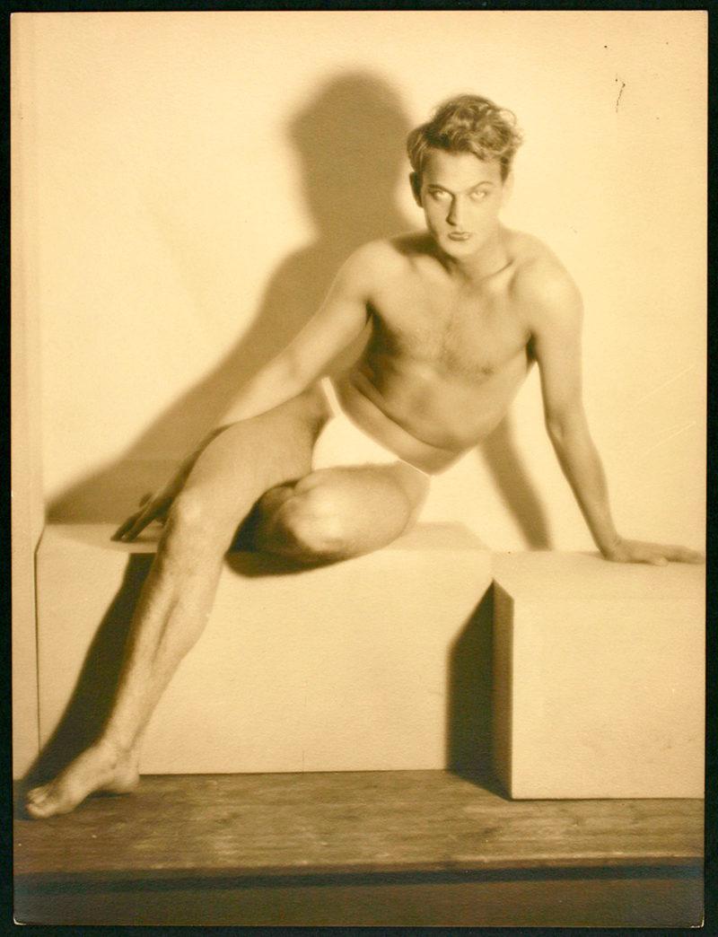 Laure Albin Guillot Etude Nu Collection Roger Viollet