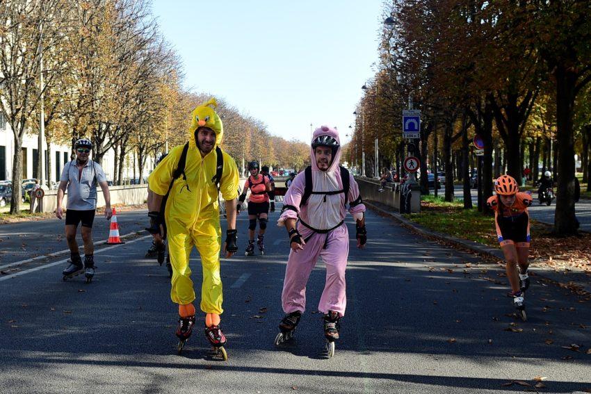 MACIF PARIS ROLLER MARATHON 2017