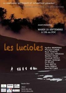 Les Lucioles, un film d'Olivier Mitterrand et Olivier Wittner