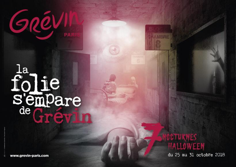 Soirées nocturnes Halloween à Paris
