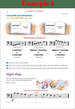 MLM: Notespeller & Sight-Play, Book 4