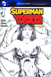 New 52 Wonderwoman is like 'sup'