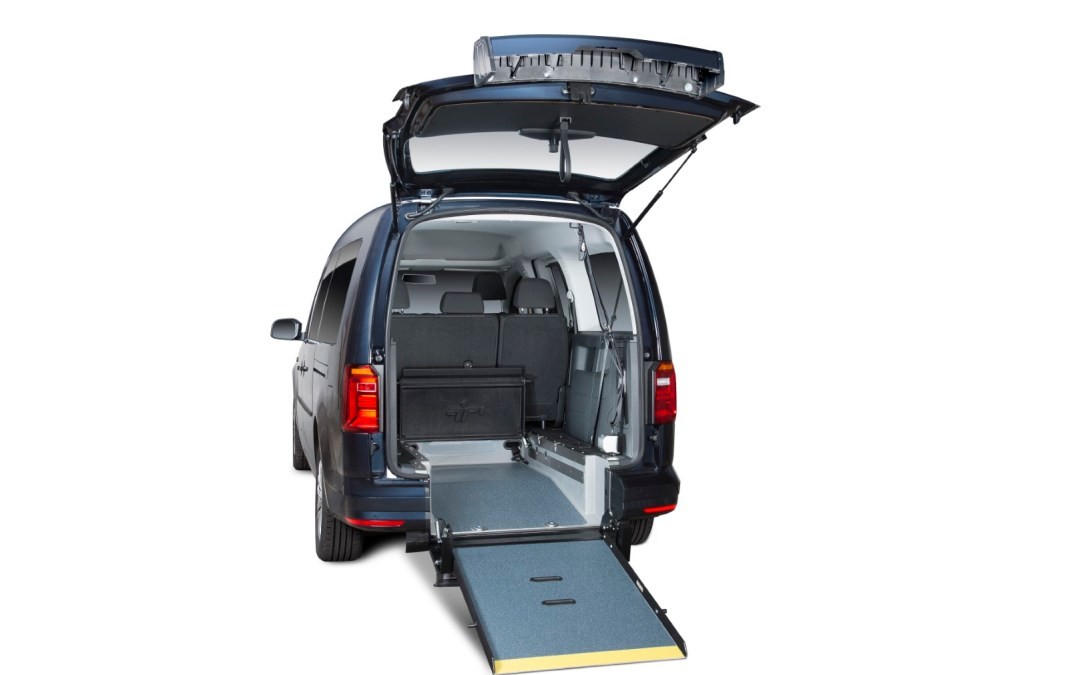 Automated Ramp and Rear Hatch Opener