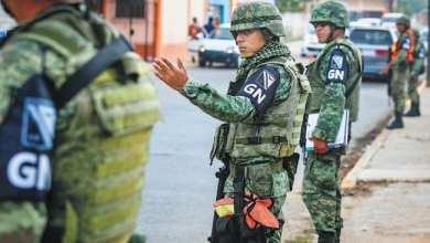 Photo of Aceleran despliegue de Guardia Nacional en frontera sur